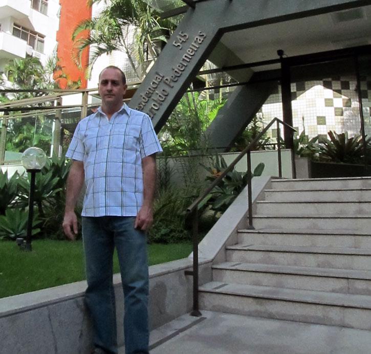 Síndico Yamandú Eduardo Martorell faz o planejamento desde 2013