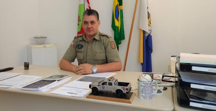 Comandante Da Pm Itapema