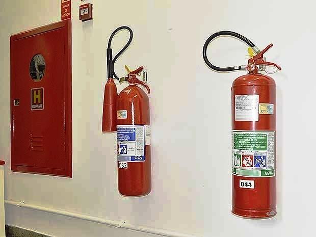 Extintor Registro Inmetro
