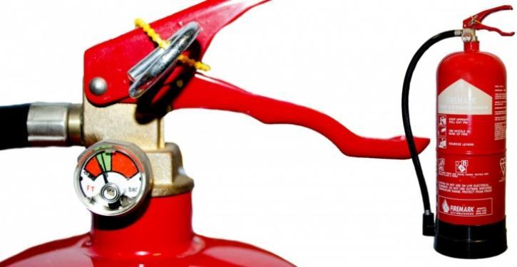Fabricação e recarga de extintor devem seguir regras