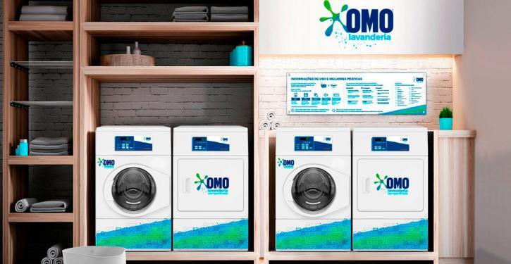 Unilever lança lavanderia Omo e espera chegar a 500 prédios em um ano