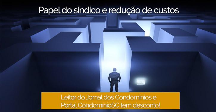 1 - Papel do síndico e redução de custos