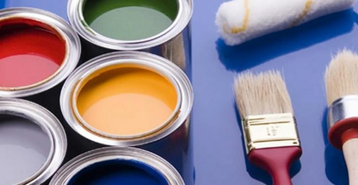 A tinta certa para cada ambiente
