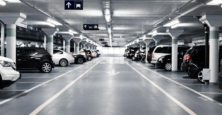 Danos em veículos nas garagens