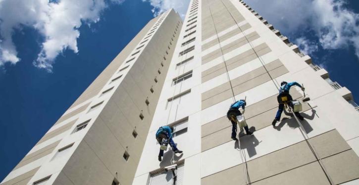 O desafio das obras em condomínios