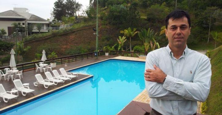 Reparos sem esvaziar a piscina